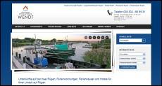 FeWo Mitten im Spreewald Logo